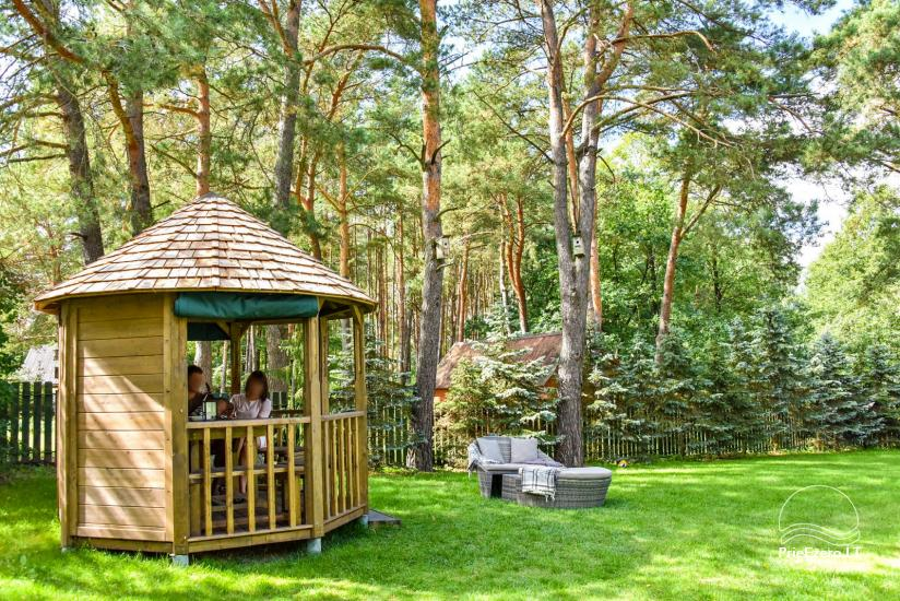 HONEY APARTMENT WITH SAUNA for TWO at the lake near Trakai - 27