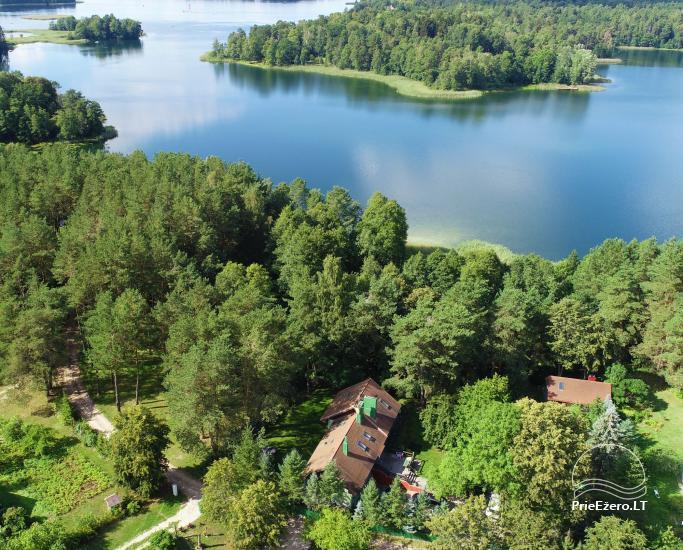 HONEY APARTMENT for TWO at the lake near Trakai - 1