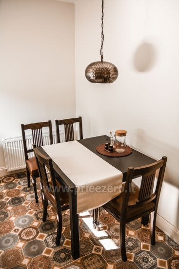 HONEY APARTMENT WITH SAUNA for TWO at the lake near Trakai - 17