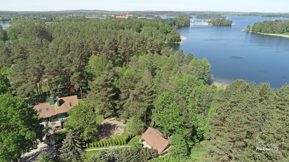 HONEY APARTMENT for TWO at the lake near Trakai - 3