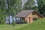 Сельская усадьба Маленький домик на берегу озера Чичирис - 3