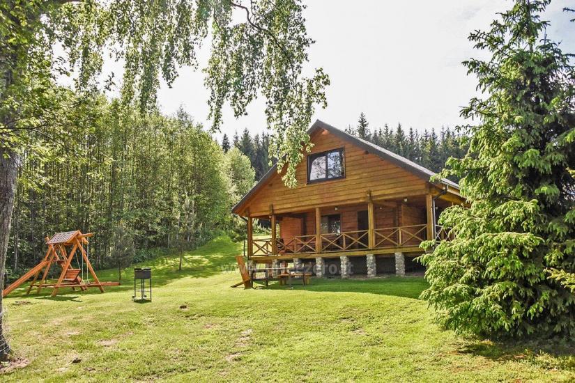 Сельская усадьба Маленький домик на берегу озера Чичирис - 4