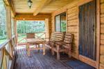 Сельская усадьба Маленький домик на берегу озера Чичирис - 10