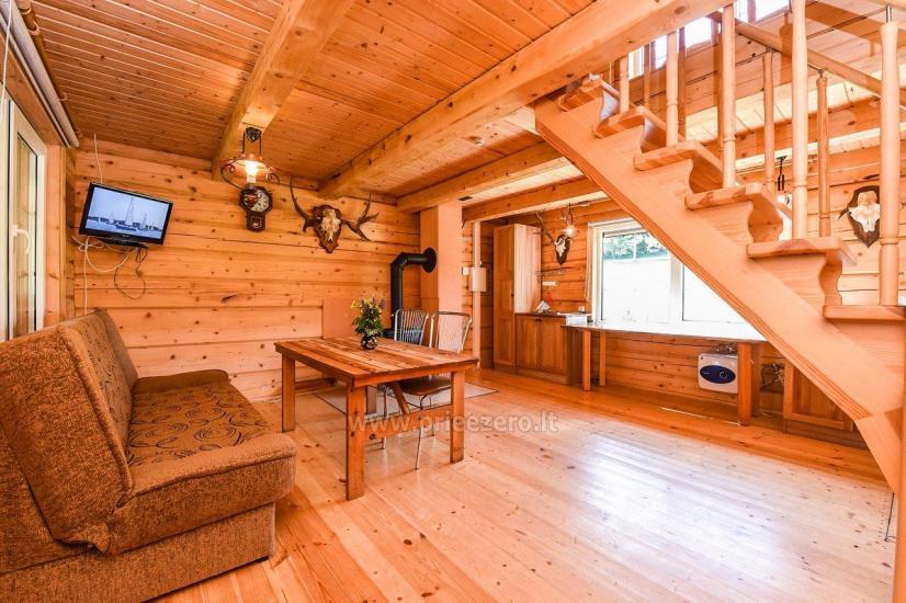 Сельская усадьба Маленький домик на берегу озера Чичирис - 11