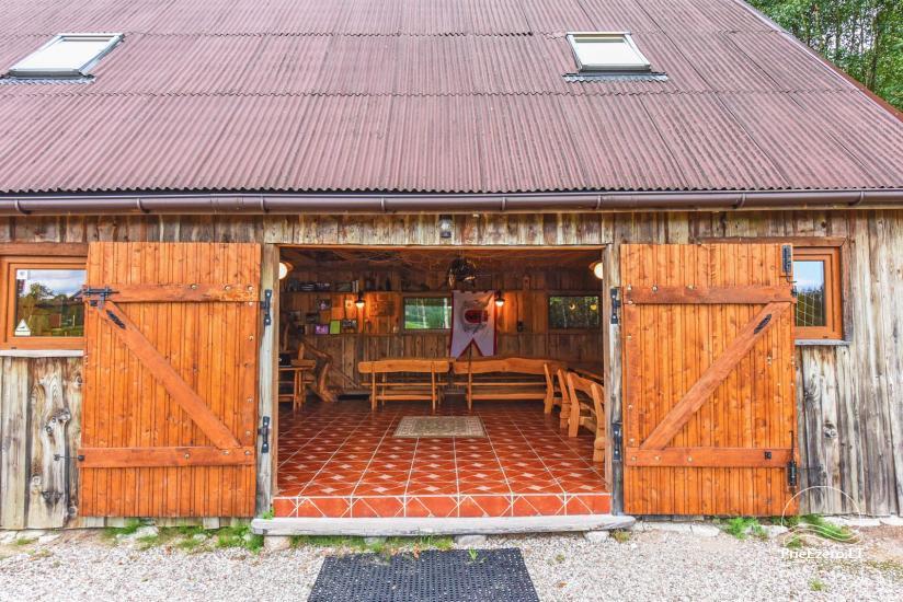 Misgiriai namiotowe w regionie Kłajpeda, Litwa - 8