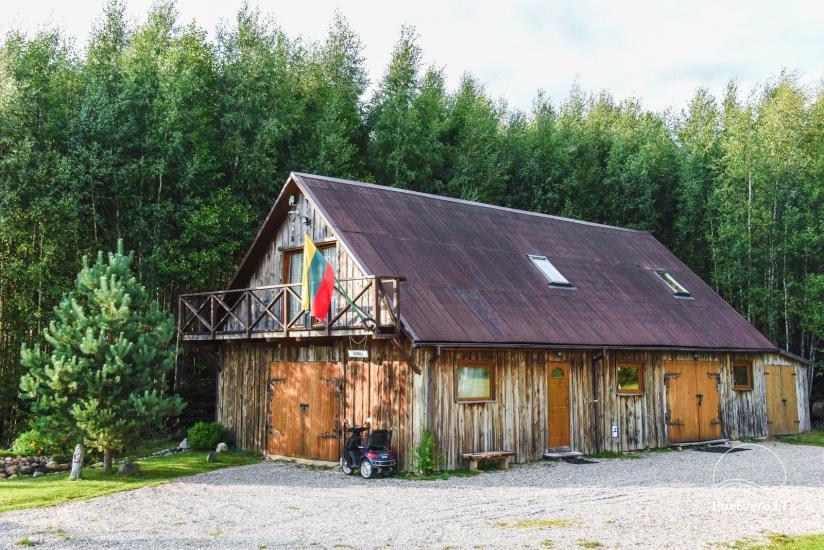 Misgiriai namiotowe w regionie Kłajpeda, Litwa - 7