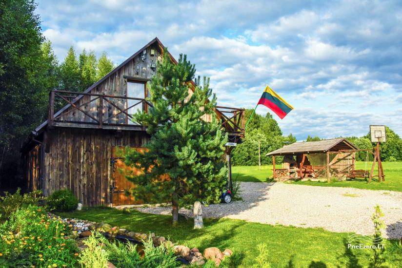 Misgiriai namiotowe w regionie Kłajpeda, Litwa - 6