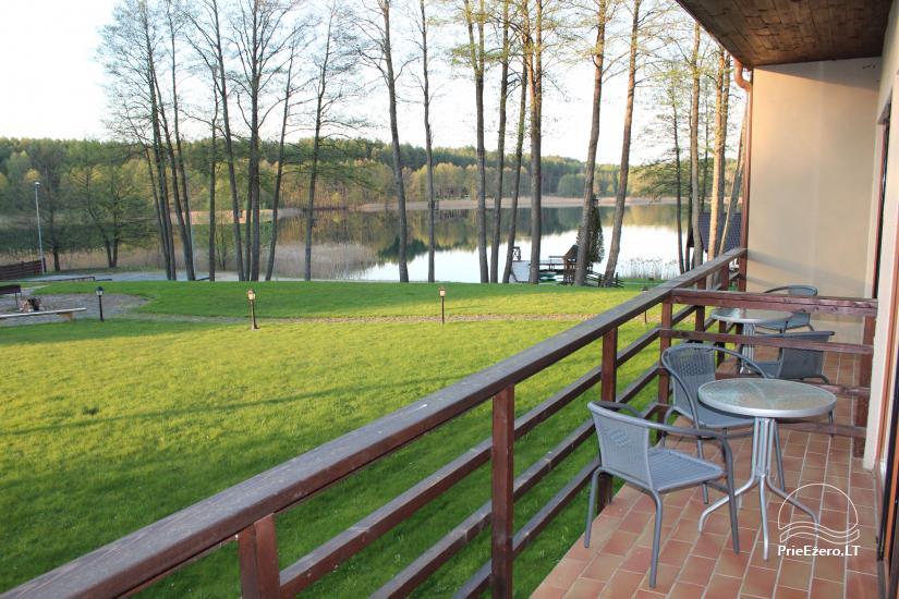 Homestead - hotel at the lake Burokaraistis Vila Ula - 15