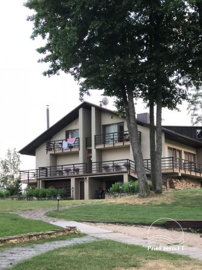 Homestead - hotel at the lake Burokaraistis Vila Ula - 24
