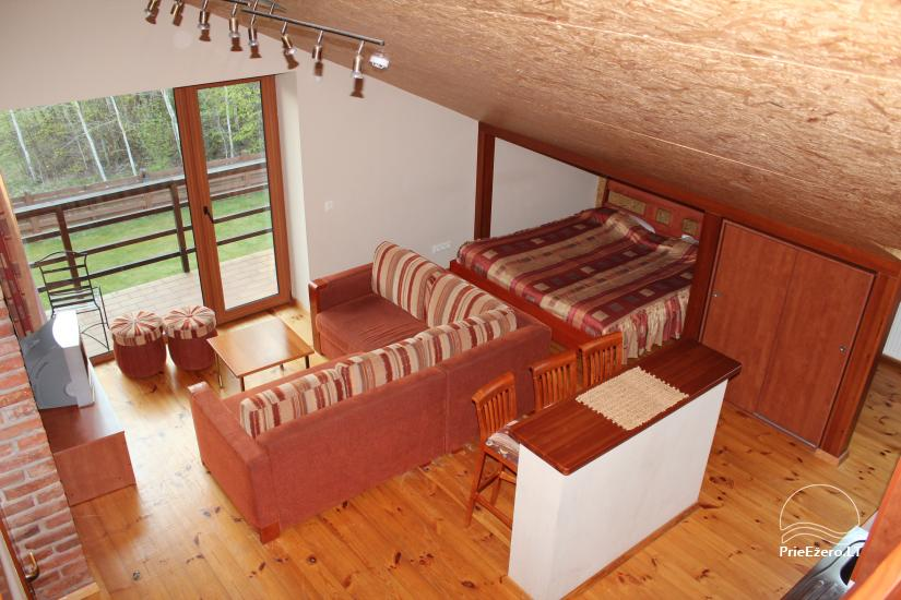 Homestead - hotel at the lake Burokaraistis Vila Ula - 17