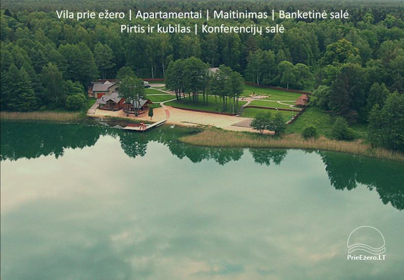Homestead - hotel at the lake Burokaraistis Vila Ula - 23