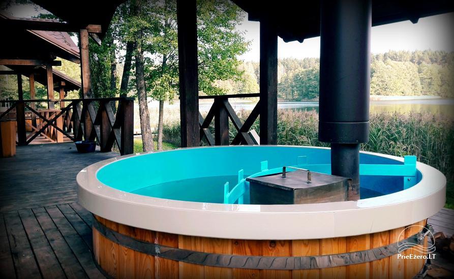 Усадьба - гостиница на озере Бурокарайстис Vila Ula - 6