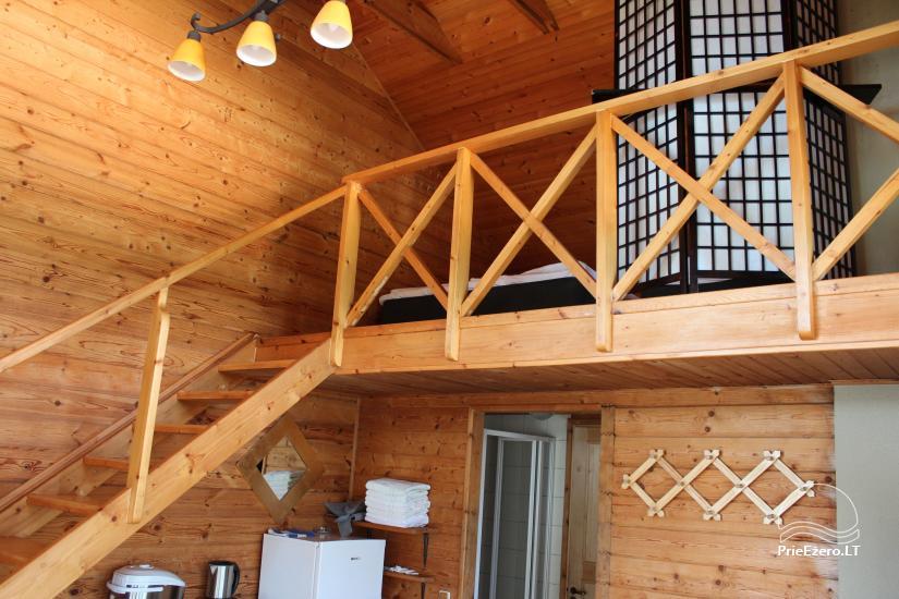 Homestead - hotel at the lake Burokaraistis Vila Ula - 20