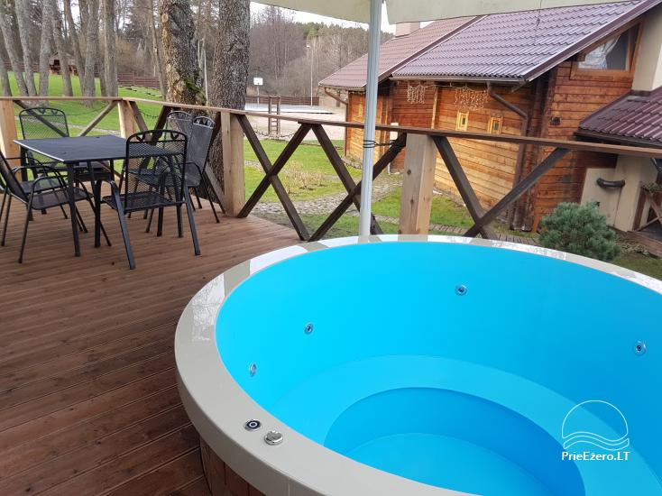 Agroturystyka - hotel nad jeziorem Burokaraistis Vila Ula - 7