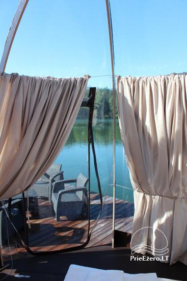 Homestead - hotel at the lake Burokaraistis Vila Ula - 29