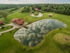 Homestead near Kaunas Vilaite - conferences, events up to 60 persons - 2