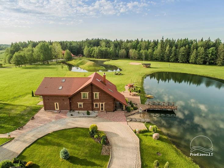 Homestead near Kaunas Vilaite - conferences, events up to 60 persons - 41