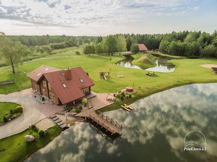 Homestead near Kaunas Vilaite - conferences, events up to 60 persons - 38