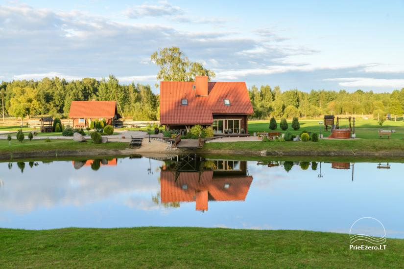Homestead near Kaunas Vilaite - conferences, events up to 60 persons - 42