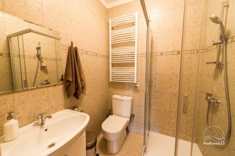 Villa Pasaka near Kaunas: hall, sauna, mini SPA, recreation and entertainments - 50