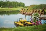 Вилла Pasaka возле Каунас: зал, баня, мини СПА, отдых и развлечения - 8