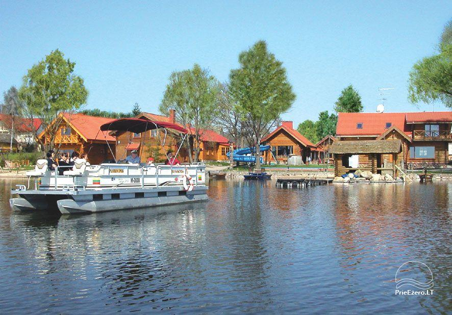 House rental on the shore of the lake - 26