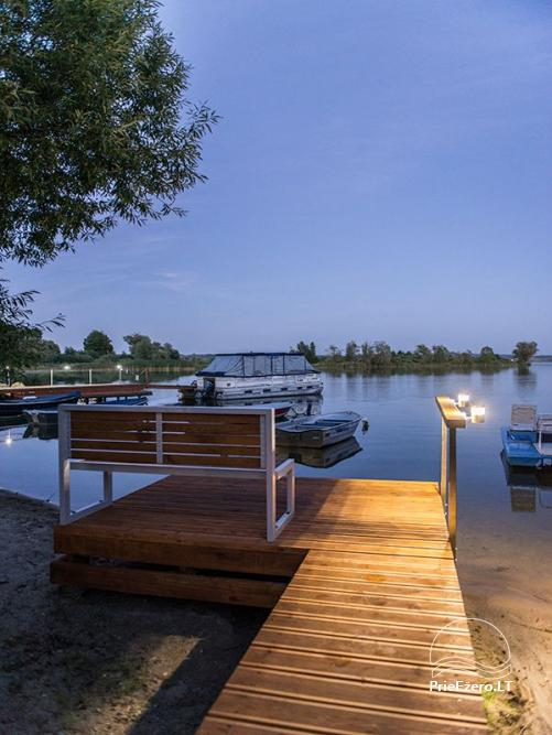House rental on the shore of the lake - 33