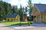 Homestead 15km from Vilnius dosntown: villas, hall, saunas, hot tub - 3