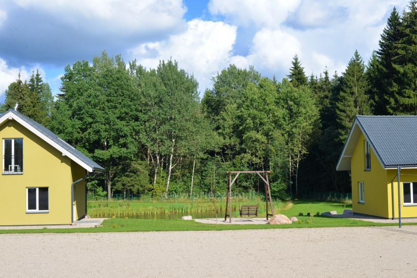 Homestead 15km from Vilnius dosntown: villas, hall, saunas, hot tub - 23