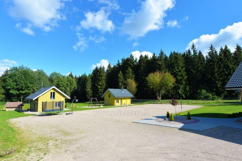Homestead 15km from Vilnius dosntown: villas, hall, saunas, hot tub - 24