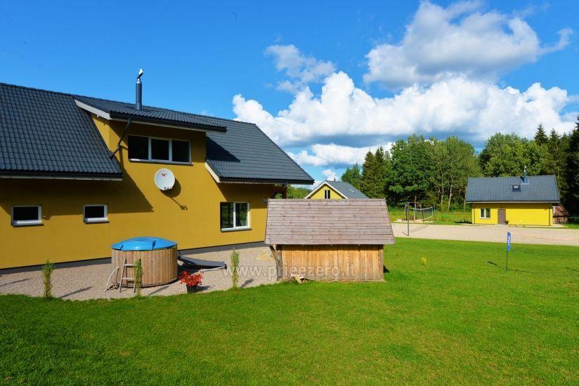 Homestead 15km from Vilnius dosntown: villas, hall, saunas, hot tub - 26