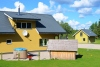 Homestead 15km from Vilnius dosntown: villas, hall, saunas, hot tub - 19