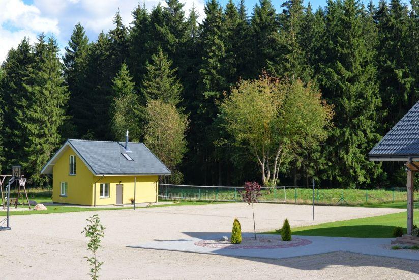 Homestead 15km from Vilnius dosntown: villas, hall, saunas, hot tub - 28