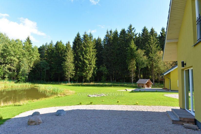 Homestead 15km from Vilnius dosntown: villas, hall, saunas, hot tub - 30
