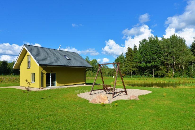 Homestead 15km from Vilnius dosntown: villas, hall, saunas, hot tub - 22