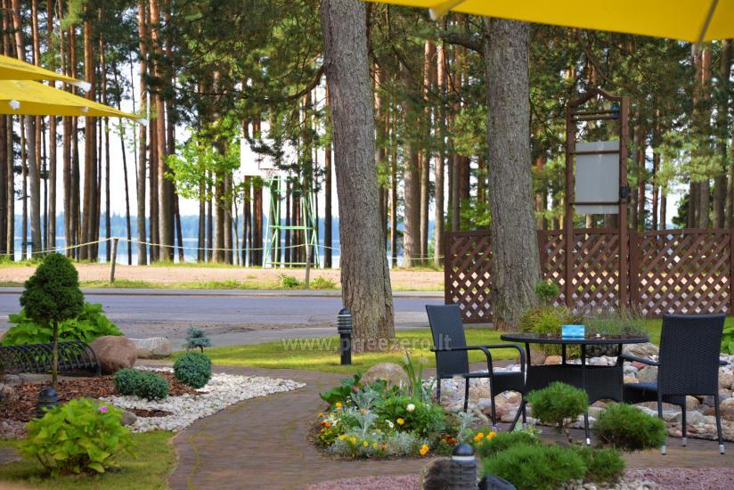 Pensjonat w pobliżu jeziora Plateliai Banga - 5