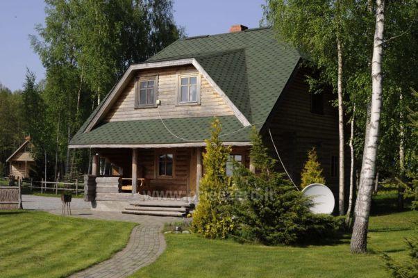 Кемпинг на берегу озера Usma в Латвии - 6