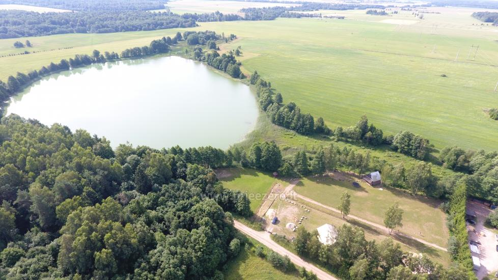 Holiday cottages for rent not far from Sventoji (sauna, horses) - 18