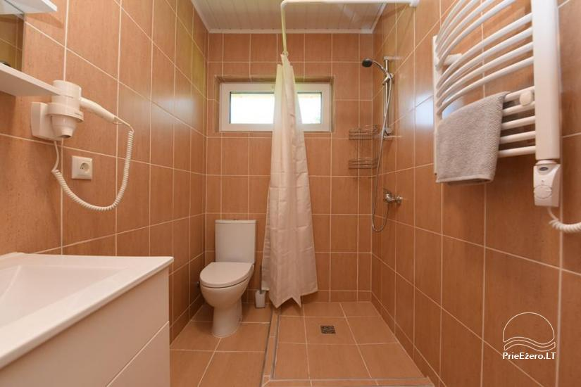 Holiday cottages for rent not far from Sventoji (sauna, horses) - 13