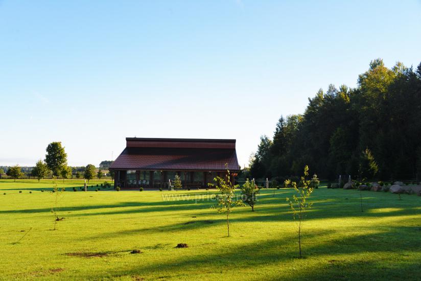 Homestead in Plungė Region Andrijauskų sodyba - 4