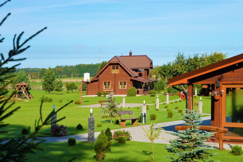 Homestead in Plungė Region Andrijauskų sodyba - 7