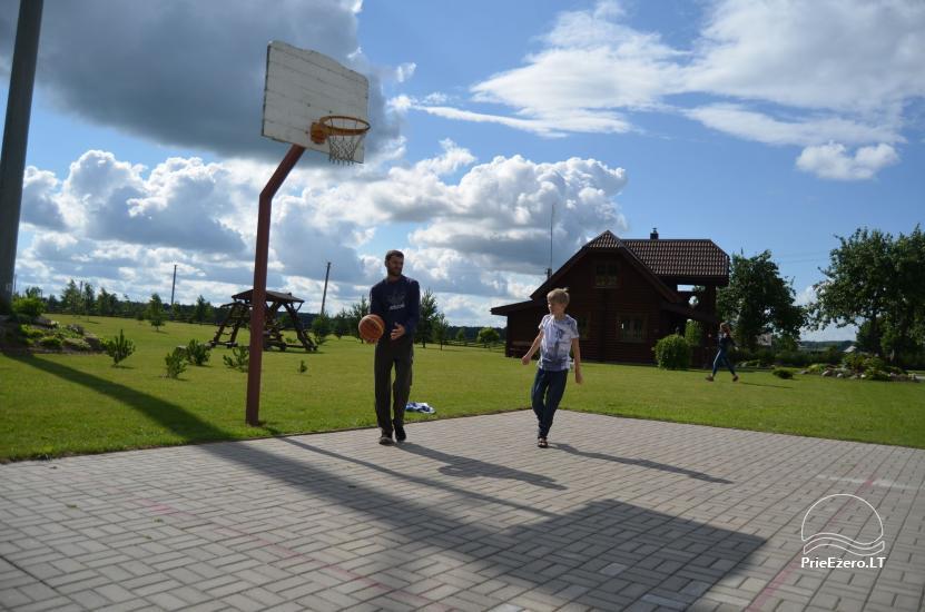Homestead in Plungė Region Andrijauskų sodyba - 15