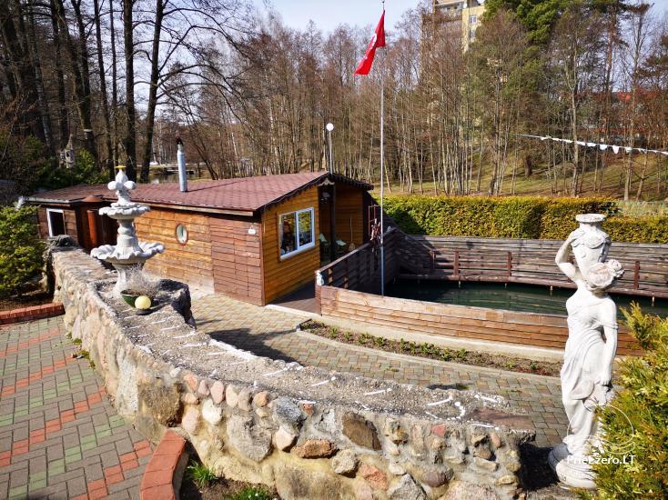 Domek do wynajęcia w Druskiennikach w pobliżu rzeki Ratnyčėlė - 4