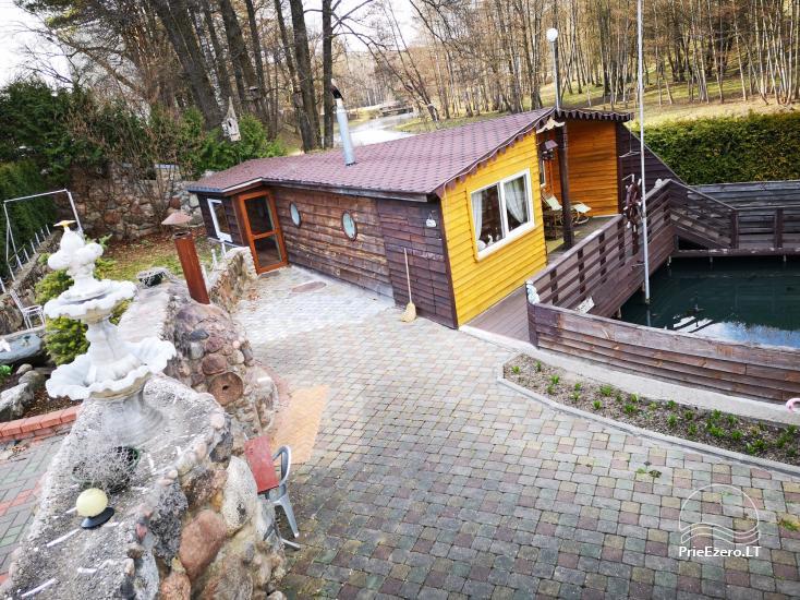 Domek do wynajęcia w Druskiennikach w pobliżu rzeki Ratnyčėlė - 5