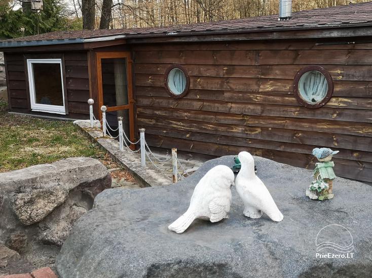 Domek do wynajęcia w Druskiennikach w pobliżu rzeki Ratnyčėlė - 9