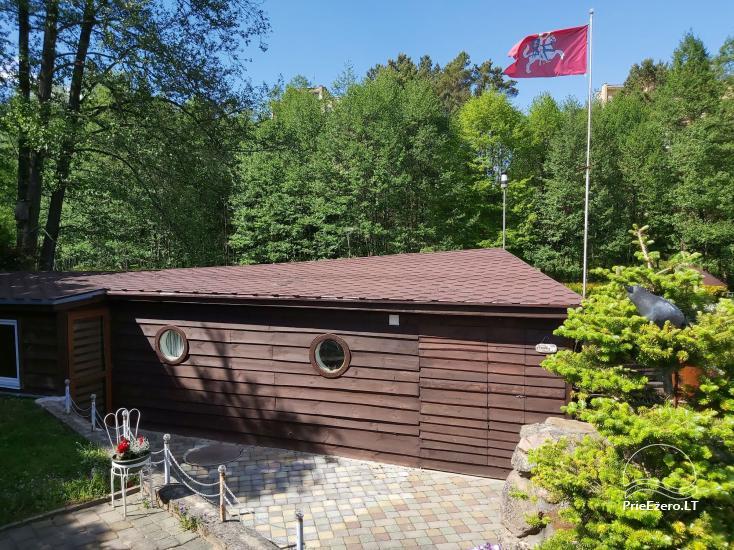 Holiday cottage for rent near the river Ratnycele in Lithuania - 8