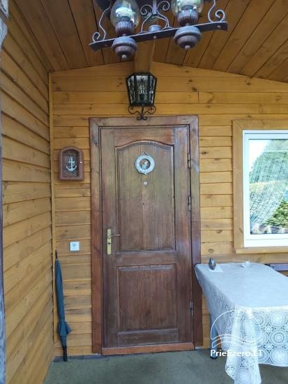 Holiday cottage for rent near the river Ratnycele in Lithuania - 13
