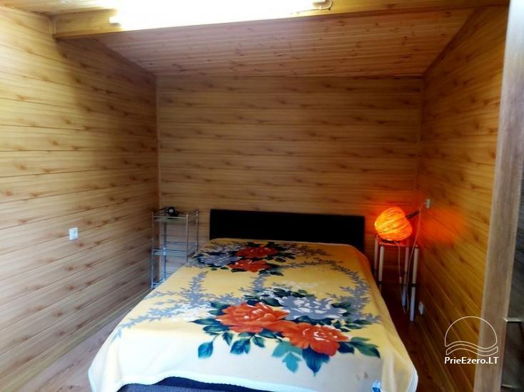 Holiday cottage for rent near the river Ratnycele in Lithuania - 20