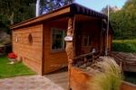 Little holiday houses for rent near the river Ratnycele in Lithuania