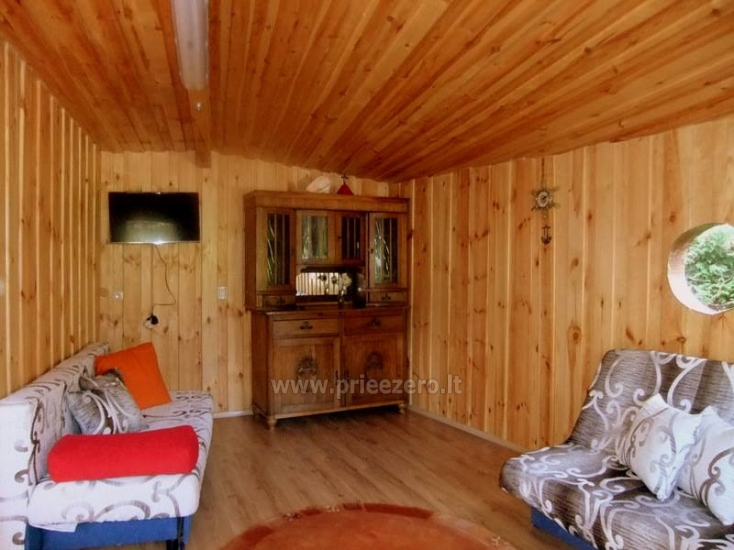 Little holiday houses for rent near the river Ratnycele in Lithuania - 5
